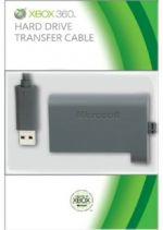 Prislušenstvo pre XBOX 360 X360 Hard Drive Transfer Cable