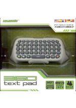 Prislušenstvo pre XBOX 360 Xbox360 TextPad (KOMODO) (biely)