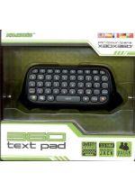 Prislušenstvo pre XBOX 360 Xbox360 TextPad (KOMODO) (čierny)
