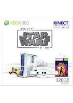 Prislušenstvo pre XBOX 360 XBOX 360 Slim - herná konzola (320GB) + Kinect Star Wars