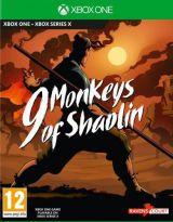 hra pro Xbox One 9 Monkeys of Shaolin