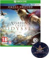hra pre Xbox One Assassins Creed: Odyssey - Omega Edition + Hodiny
