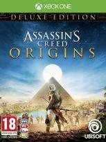 hra pre Xbox One Assassins Creed: Origins CZ (Deluxe Edícia) + mikina