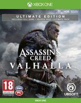 Assassins Creed: Valhalla - Ultimate Edition (XBOX1) + DLC