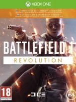 hra pro Xbox One Battlefield 1 (Revolution edition)
