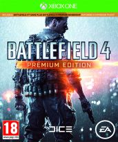 hra pro Xbox One Battlefield 4 (Premium Edition) [EN obal]