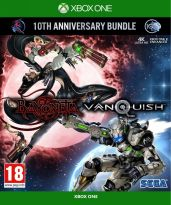 hra pro Xbox One Bayonetta & Vanquish - 10th Anniversary Bundle Launch Edition