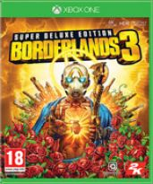 hra pre Xbox One Borderlands 3 - Super Deluxe Edition