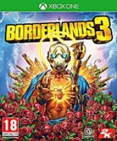 Borderlands 3 (XBOX1) + darček tričko + dlc