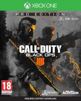 hra pro Xbox One Call of Duty: Black Ops 4 - Pro Edition