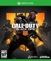 hra pre Xbox One Call of Duty: Black Ops 4