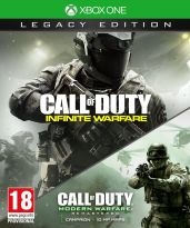 hra pre Xbox One Call of Duty: Infinite Warfare (Legacy Edition)