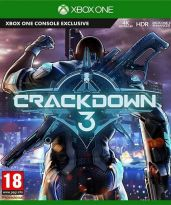 hra pro Xbox One Crackdown 3