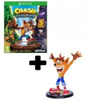 hra pro Xbox One Crash Bandicoot N.Sane Trilogy - GameExpres edice
