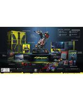 Cyberpunk 2077 - Collectors Edition (XBOX1) + darček Samuraiský medailón
