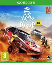 hra pre Xbox One Dakar 18