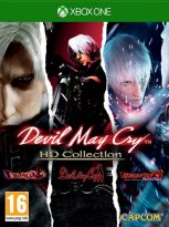 hra pro Xbox One Devil May Cry HD Collection