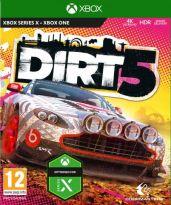 DIRT 5 (XBOX1) + plagát + DLC + darček štýlové rúško