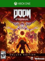 hra pro Xbox One DOOM: Eternal - Deluxe Edition