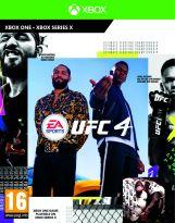 EA Sports UFC 4 (XBOX1) + DLC