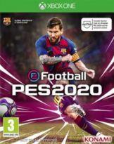 hra pre Xbox One eFootball PES 2020