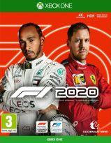 F1 2020 (XBOX1) + darček plagát