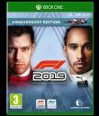 hra pro Xbox One F1 2019 - Anniversary Edition
