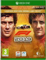 F1 2019 - Legends Edition (XBOX1) + darček Blu-ray Rivalové + plagát