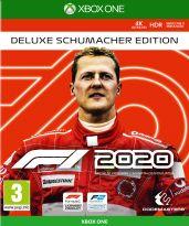 hra pre Xbox One F1 2020 - Deluxe Schumacher Edition