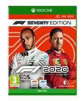 hra pre Xbox One F1 2020 - Seventy Edition