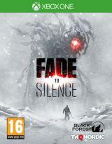 Fade to Silence (XBOX1)