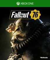 Fallout 76 (XBOX1) + darček figúrka Vault-Boy