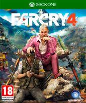 hra pre Xbox One Far Cry 4 EN