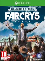 hra pro Xbox One Far Cry 5 (Deluxe Edition) + Batoh
