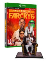 hra pro Xbox One Far Cry 6 - Gold Edition + figurka Anton & Diego