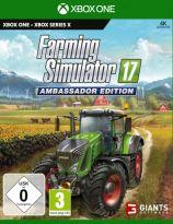 hra pro Xbox One Farming Simulator 17 - Ambassador Edition
