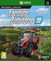 hra pro Xbox One Farming Simulator 22 CZ