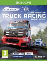 hra pro Xbox One FIA European Truck Racing Championship