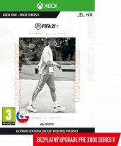 FIFA 21 - Ultimate Edition CZ (XBOX1) + darček tričko