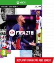 hra pro Xbox One FIFA 21 CZ (+ upgrade na XSX)