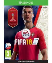 FIFA 18 CZ (XBOX1)