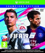 hra pre Xbox One FIFA 19 - Champions Edition