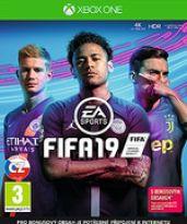 FIFA 19 (XBOX1) + darček tričko