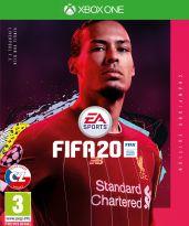 FIFA 20 - Champions Edition CZ (XBOX1) + darček tričko + DLC