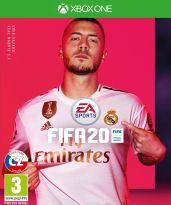 FIFA 20 (XBOX1) + darček tričko
