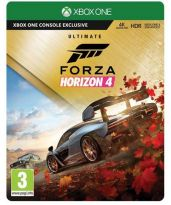 hra pro Xbox One Forza Horizon 4 - Ultimate Edition
