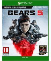 Gears 5 (XBOX1) + DLC + darček tričko