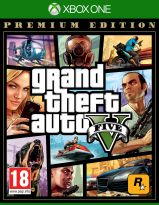 Grand Theft Auto V - Premium Edition (XBOX1)