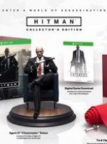 hra pro Xbox One Hitman: Collectors Edition (poškozená krabička)