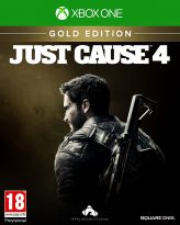 Just Cause 4 - Gold Edition (XBOX1)